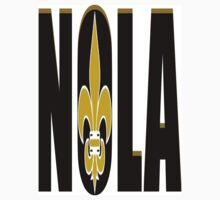 NOLA - New Orleans, Louisiana Inspired by Funkygroove