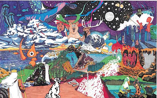 The Fabric by Elijah Chinburg