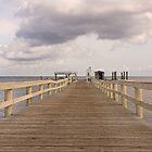 The Pier  by John  Kapusta