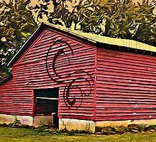 Art Barn by Lisa Taylor