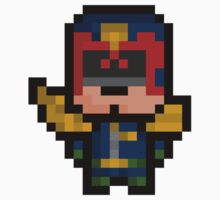Pixel Judge Dredd by PixelBlock