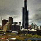 Eureka Tower by Colin  Ewington