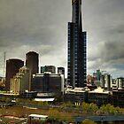 Eureka Tower by Colin  Ewington