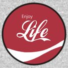 Enjoy Life - Round by HighDesign