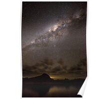 """Amidst the Stars"" ∞ Lake Moogerah, QLD - Australia Poster"