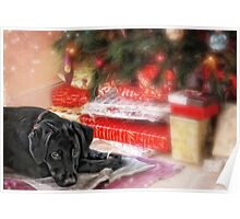 Waiting for Santa...... Poster