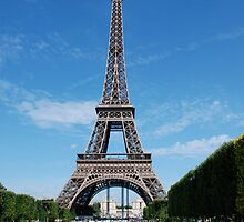 Paris - Eifel Tower by ymadezigns