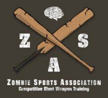 Zombie Sports Association by robotrobotROBOT