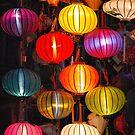 Hoi An Lanterns - Vietnam 2012 by salsbells69
