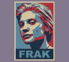 Starbuck: Frak (Battlestar Galactica) Kids Clothes