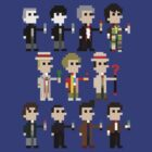 Player One: Select Your Doctor by Nathanthenerd