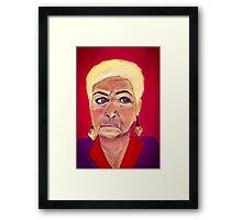 PAAAAT - from the 'stenders range Framed Print
