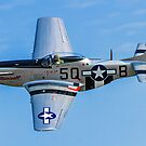 P-51D Mustang 44-13521/5Q-B G-MRLL &quot;Marinell&quot; by Colin Smedley