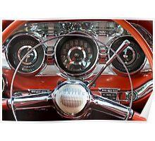 '59 Pontiac Poster