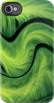 Glorious Greens [iPhone - iPod Case/Skin] by aprilann