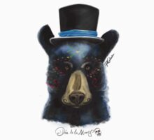 Dia de los Muertos - Black bear by BuddyAvenue