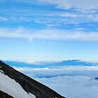 Mount fuji's view : Sea of clouds by AyannaCosplay