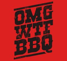 OMG WTF BBQ by Cheesybee