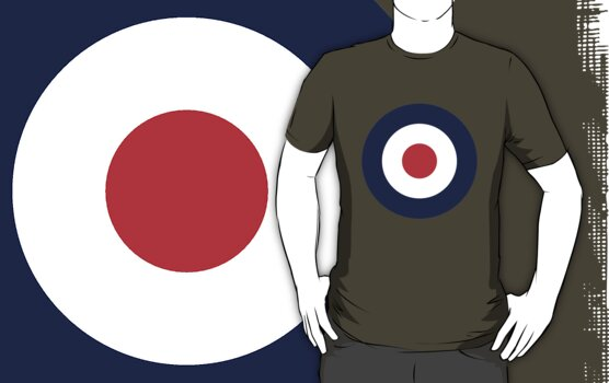 The Who, MOD Spirit by Freak Clothing