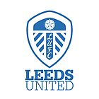 Leeds United iPhone Case by James Frewin
