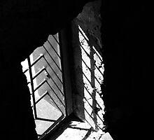 Gleaming Through the Window by Rachel Sonnenschein