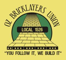 Oz Bricklayers Union by Monkeed