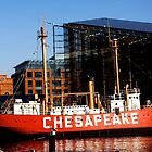Lightship Chesapeake by MsKimberly