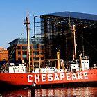 Lightship Chesapeake by MsKimberly