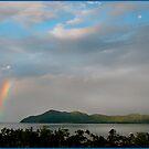 Dunk Island Rainbow by Susan Kelly