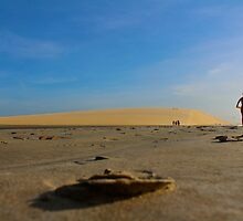 Sand Perspective on Jericoacoara National Park by oftheessence
