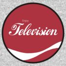 Enjoy Television - Round by HighDesign