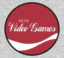 Enjoy Video Games by HighDesign