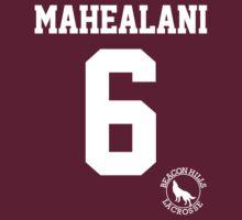 "Teen Wolf ""MAHEALANI 6"" Lacrosse by kinxx"
