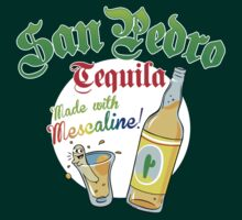 San Pedro Tequila - Made with Mescaline! T-Shirt