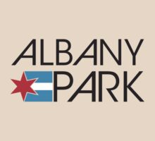 Albany Park Neighborhood Tee by Chicago Tee