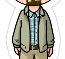 Walter White AKA Heisenberg AKA The Danger Sticker