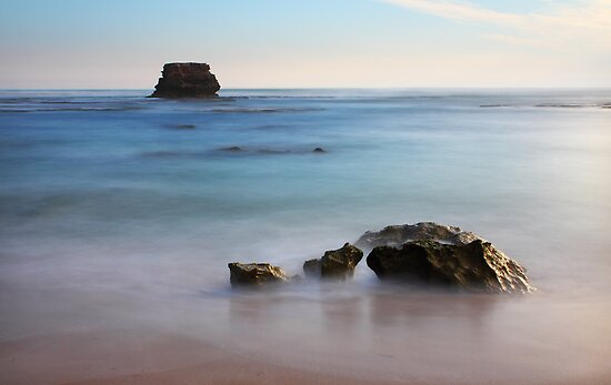 Sorrento Back Beach by Jim Worrall