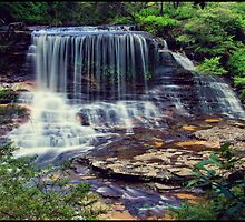 Weeping Rock - Wentworth Falls by kcy011