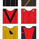 Michael Jackson's famous jackets by aureliescour