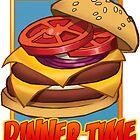 Dinner Time by rinehart