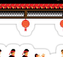 Wing Kong Sticker