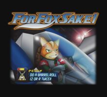 Starfox: 'For Fox Sake!' by Sharknose
