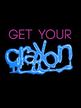 G-Dragon Crayon Necklace Tee by TheBeardedOne