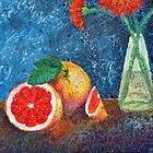 Sweet Orange by Luxoart
