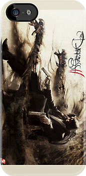 The Darkness II -Ipod Case by Moustachio