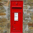 Post Box by nigelchaloner