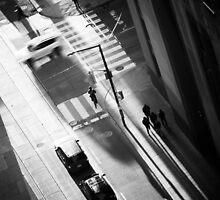 White Car by Lynn Armstrong