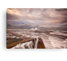 Mona Vale at Dawn Canvas Print