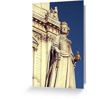 Queen Anne 1 Greeting Card