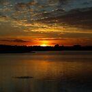 Quarry Sunset by Scott Hendricks